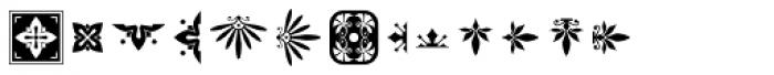 Ellaroza Font LOWERCASE