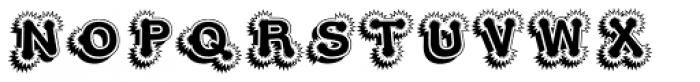 Elliott Font UPPERCASE