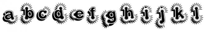 Elliott Font LOWERCASE