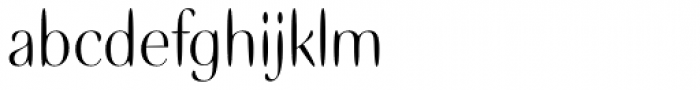 Ellipse Std Roman Font LOWERCASE