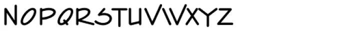 Elmore Pro Caps Font LOWERCASE