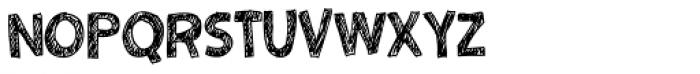 Elogy Font UPPERCASE