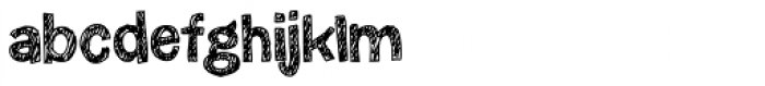 Elogy Font LOWERCASE