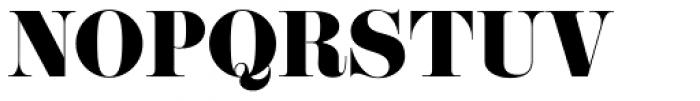 Eloquent JF Pro Regular Font UPPERCASE