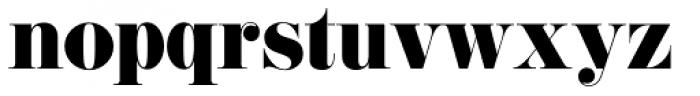 Eloquent JF Pro Regular Font LOWERCASE