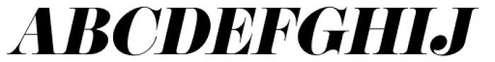 Eloquent JF Pro SmallCaps Italic Font UPPERCASE