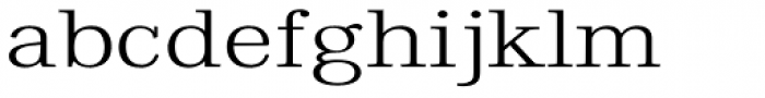 Elspeth GM Expand Font LOWERCASE