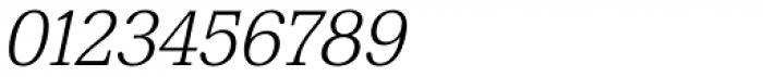 Elspeth GM Oblique Font OTHER CHARS