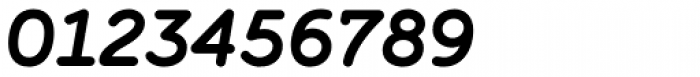 Ely Rounded Bold Italic Font OTHER CHARS