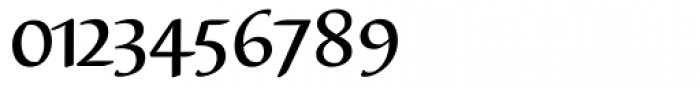 Elysa EF Medium OsF Font OTHER CHARS