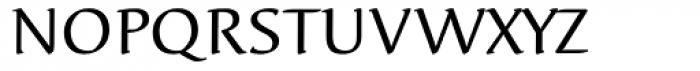 Elysa EF Regular SC Font LOWERCASE