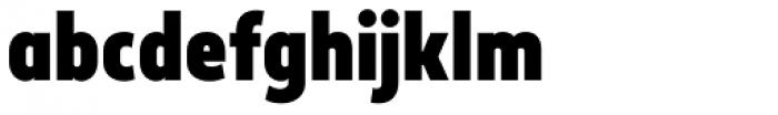 Elysio Black Font LOWERCASE