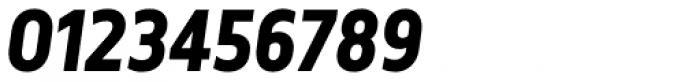 Elysio Bold Italic Font OTHER CHARS