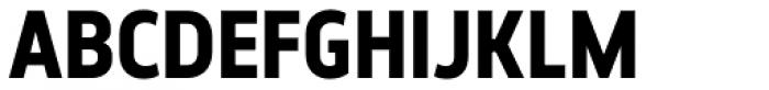 Elysio Bold Font UPPERCASE