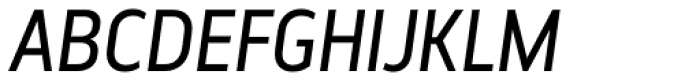 Elysio Italic Font UPPERCASE