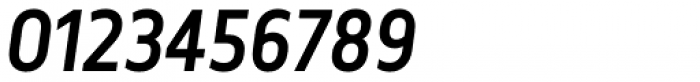 Elysio Medium Italic Font OTHER CHARS