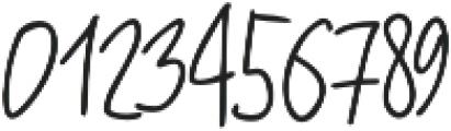 Embarla Firgasto Signature otf (700) Font OTHER CHARS
