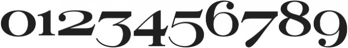 Ember ExtraBold otf (700) Font OTHER CHARS