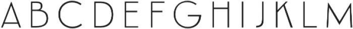 Emblema Fill 1 Swash otf (400) Font LOWERCASE