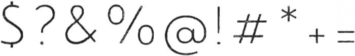 Emblema Fill 2 Swash otf (400) Font OTHER CHARS
