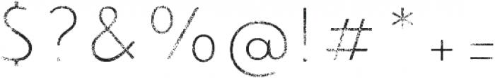 Emblema Fill 3 Swash otf (400) Font OTHER CHARS