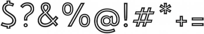 Emblema Inline 1 Extraswash otf (400) Font OTHER CHARS