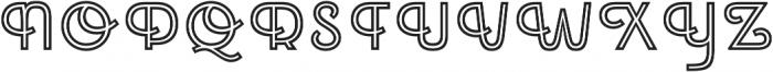 Emblema Inline 1 Extraswash otf (400) Font UPPERCASE