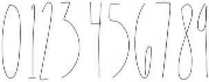 EmelieLine ttf (400) Font OTHER CHARS