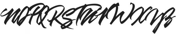 Emerald Normal otf (400) Font UPPERCASE