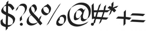 EmilysRibbonFont ttf (400) Font OTHER CHARS