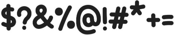 Emmas otf (400) Font OTHER CHARS