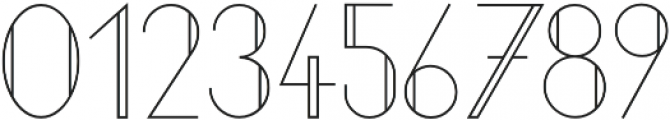 EmonaLight otf (300) Font OTHER CHARS