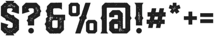 Empera Vintage otf (400) Font OTHER CHARS