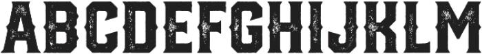Empera Vintage otf (400) Font LOWERCASE