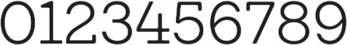 Emy Slab Alt Light otf (300) Font OTHER CHARS