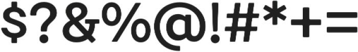 Emy Slab SemiBold otf (600) Font OTHER CHARS