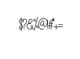 Emalia regular Font OTHER CHARS