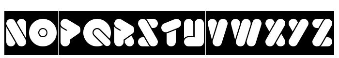 EMPEROROFJAPANInverse Font UPPERCASE