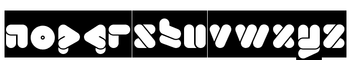 EMPEROROFJAPANInverse Font LOWERCASE