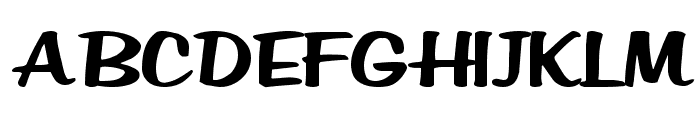 EmPower42 Regular Font UPPERCASE