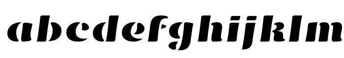 Emblema One Font LOWERCASE