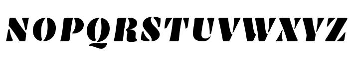 EmblemaOne Font UPPERCASE