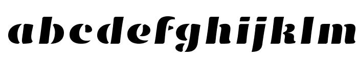 EmblemaOne Font LOWERCASE