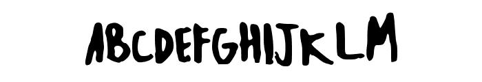EmileeCaps Font LOWERCASE