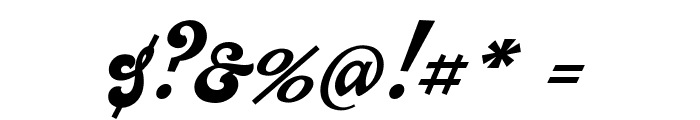 Emiral Script PERSONAL USE Font OTHER CHARS