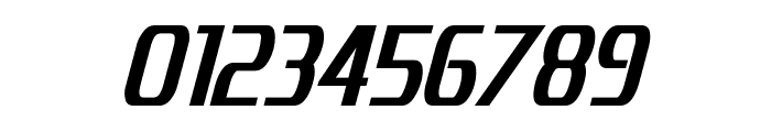 Emotion Engine Bold Italic Font OTHER CHARS