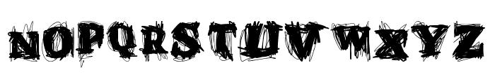 Emperador Oscuro Font UPPERCASE