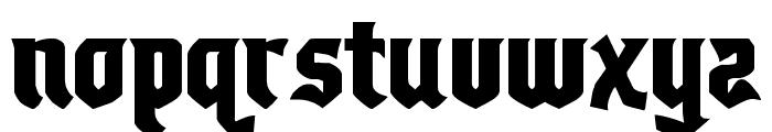 Empire Crown Regular Font UPPERCASE