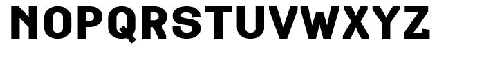 Empirical Six Font UPPERCASE