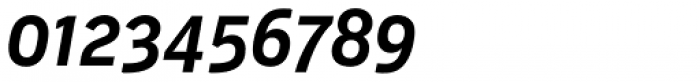 Embarcadero MVB Pro Cond Bold Italic Font OTHER CHARS